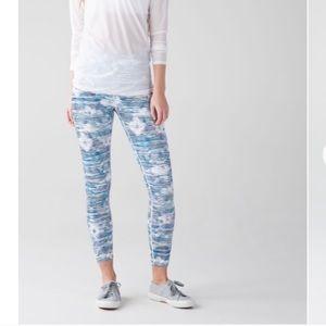 Lululemon multi-coloured leggings